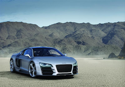 New Audi Cars Awesome design and Style R8 V12 - 3