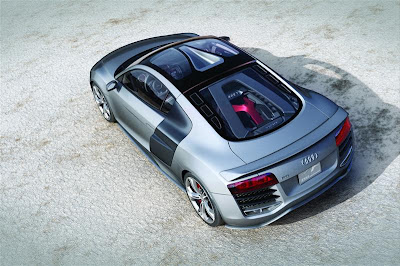 New Audi Cars Awesome design and Style R8 V12 - 5