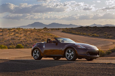 Nissan New Car - Now see open sky, moon and stars