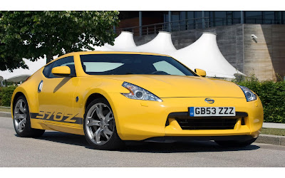Affordable Sports Car by Nissan