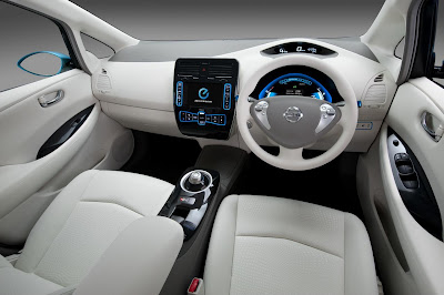Nissan Electric Car for middle class family
