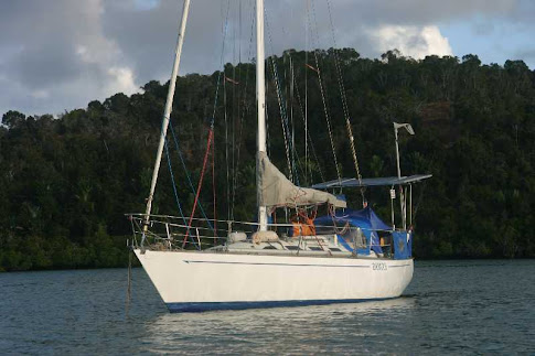 s/v DANCYN Ranger 32 1974 The luxurious international cruiseing yacht: Total Investment 40K USD!
