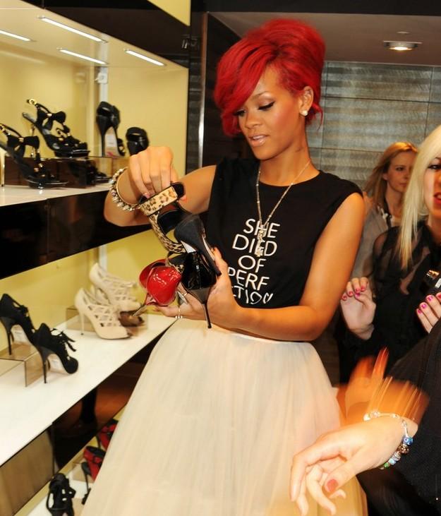 rihanna 2011 style. Rihanna#39;s style lately and