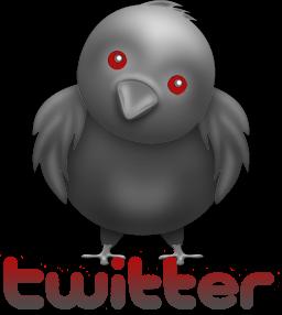 Agora estou tbm no twitter
