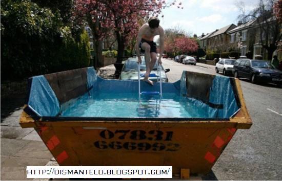 Pobre digital piscinas de pobre for De k piscina
