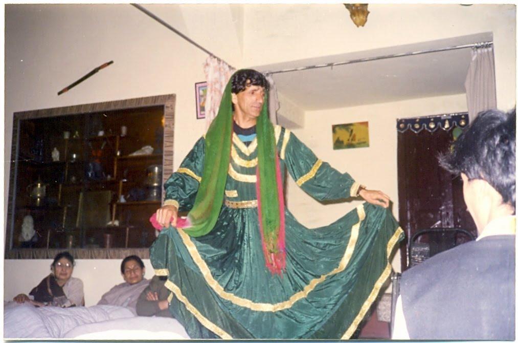 Marriage in a Kashmiri Pandit