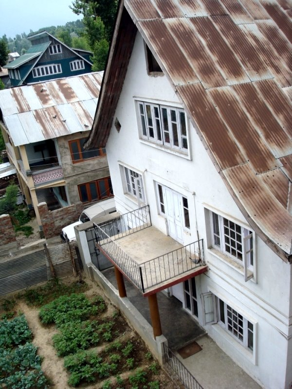 kashmiri house