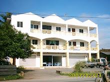 Gaharu Guest House Building
