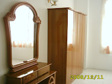Wardrobe in Masterbedroom