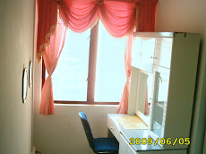 2nd Bedroom Window & Dressing Table in Unit 20-E