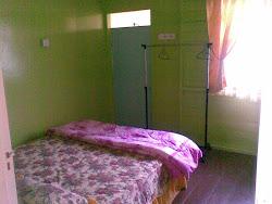 Bilik Tidur 3 di Rumah Desa