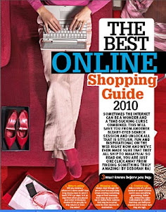 Featured in Cleo Nov 2010