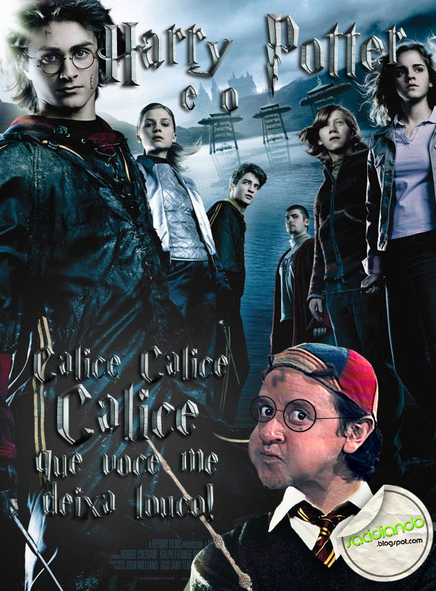 tirinhas harry potter