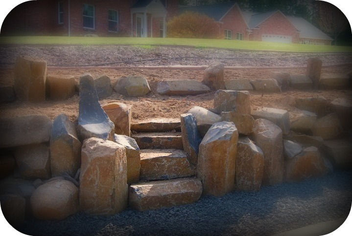how to build a 3 foot retaining wall
