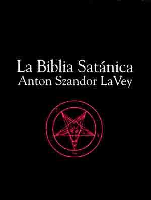 """Libros oscuros Grimorios """"libros magicos"""" (fusionado) La_biblia_satanica"""