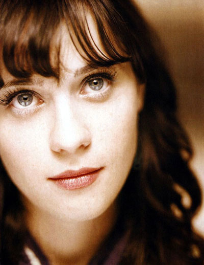 Zooey Deschanel Young Zooey deschanel,