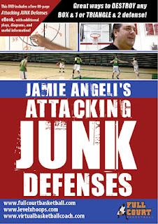 Jamie Angeli's Attacking Junk Defenses DVD
