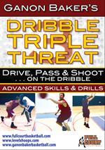 Ganon Baker's Dribble Triple Threat DVD