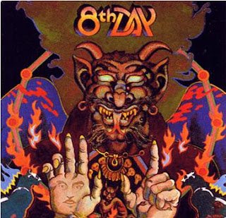 8th Day - 8th Day (1971)