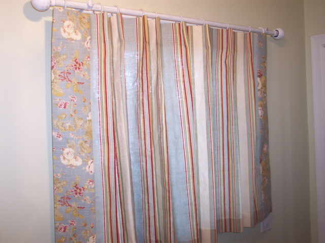 Jade Creative Cottage Curtains