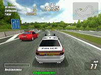 London Racer Police