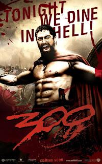 Filmul 300 - Eroii de la Termopile Online
