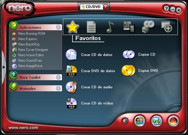 programas nero 7 en espa ol rh bajar gartis blogspot com Nero StartSmart 10 Nero StartSmart Old Version