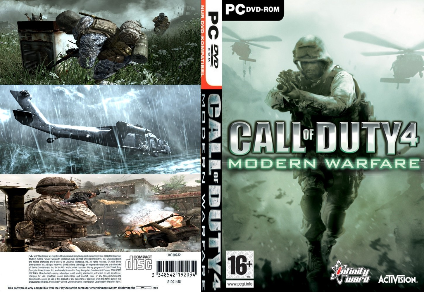[Aporte]Call of Duty Saga Completa full español para pc