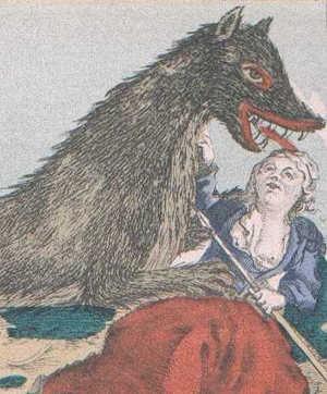 Woman %26 La Bete Legenda Werewolf Dari Masa ke Masa