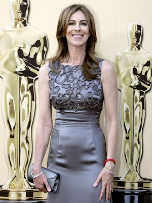 Kathryn Bigelow Best Director Oscar The Hurt Locker 82nd Academy Awards 2010 screencaps images pictures photos