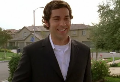 Chuck Versus the Suburbs Zachary Levi Renewed Shows screencaps suit pictures photos images screengrabs stills