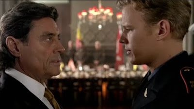 Kings King Silas Ian McShane David Shepherd Christopher Egan screencaps images photos pitures screengrabs stills caps