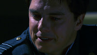 John Barrowman Captain Jack Harkness Ianto Jones Gareth David-Lloyd death tears virus crying dies killed Torchwood Children of Earth Day Four screencaps images photos pictures screengrabs captures