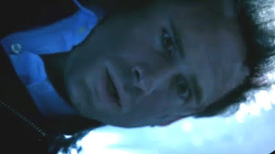 Joseph Fiennes Mark Benford FlashForward pilot screencaps images pictures photos screengrabs captures car crash close-up