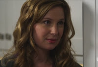 Covert Affairs Pilot episode screencaps Danielle Brooks Anne Dudek sister CIA agent images photos pictures screengrabs captures