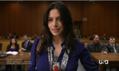 Sarah Shahi Kate Reed Fairly Legal screencaps images photos pictures courtroom USA screengrabs captures
