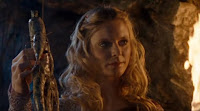 Merlin The Tears of Uther Pendragon magic screencaps Morgause Emilia Fox mandrake root cauldron images photos pictures screengrabs
