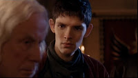 Merlin The Tears of Uther Pendragon screencaps images photos pictures screengrabs Gaius Richard Wilson Colin Morgan