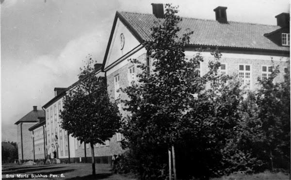 Paviljong 6, S:ta Maria sjukhus