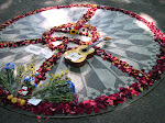 Imagine - John Lennon - Strawberry Fields, Central Park NYC