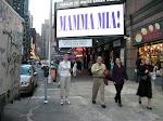 Mamma Mia! Times Square, NYC