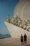 Discovery-monumentet, Belem, Lissabon
