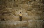 Bloggaren på Cheopspyramiden