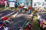 Elvis' grav, Graceland, Memphis, Tennisee