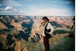 Grand Canyon - ännu en bild med Gunvor
