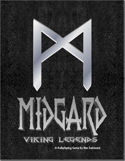 Go Berserk! Burn, Pillage and have non-consenting sex in Midgard by Ben Redmond