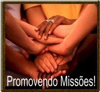 Portas abertas, clique e conheça a realidade do Campo Missionário. Apaixone-se por Missões.