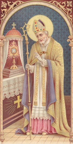 + Pious Images of St. Alphonsus  +