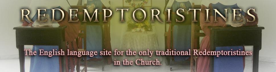 Redemptoristines