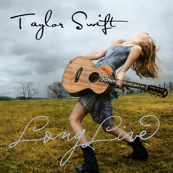 Taylor Swift - Long Live (FanMade Single Cover). Made by Asad